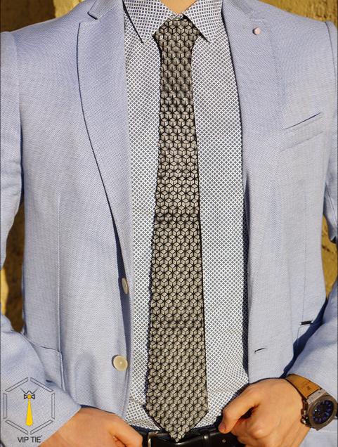 چاپ سه بعدی کراوات های لوکس