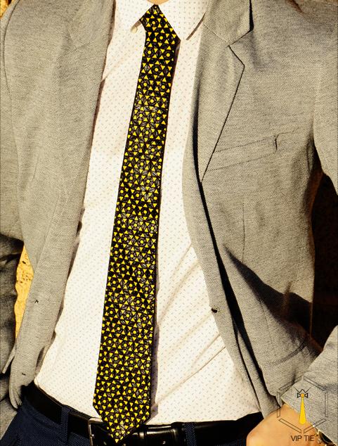 کراوات های لوکس پرینت سه بعدی شده