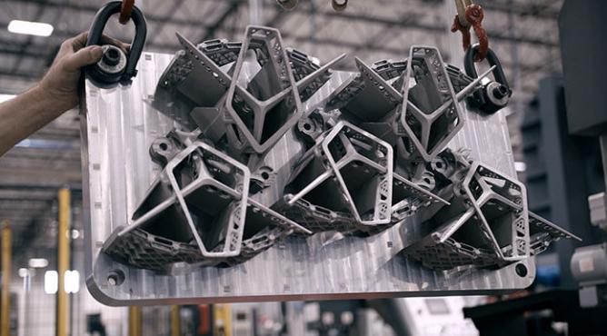 چاپ سه بعدی چرخ خودرو