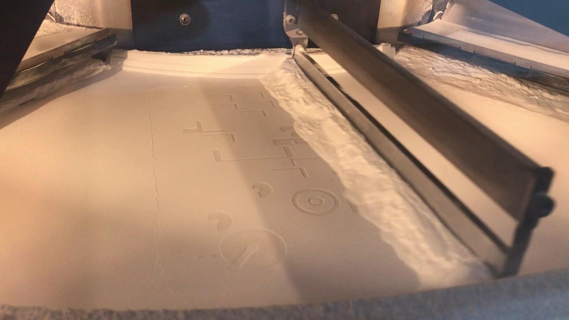 خطای ساخت در پرینتر سه بعدی