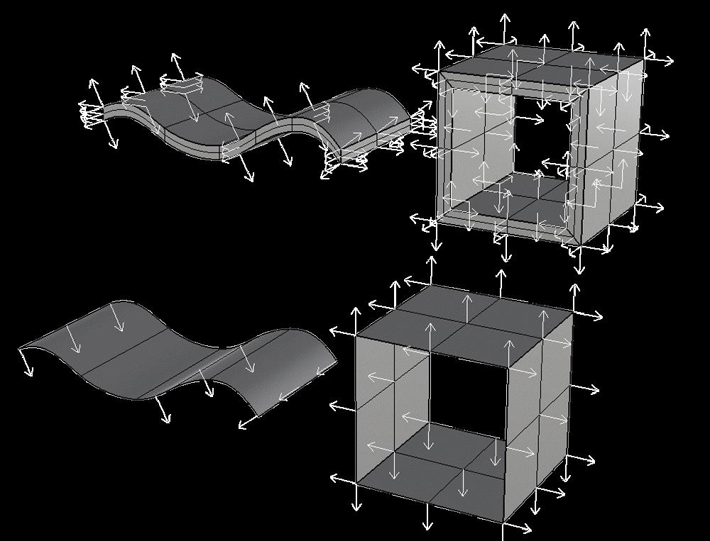دستورالعمل های لازم برای ایجاد طرح های ماکت قابل پرینت سه بعدی