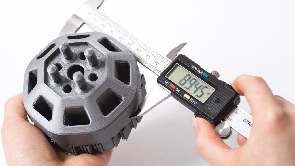 دقت ساخت در روش های پرینت سه بعدی