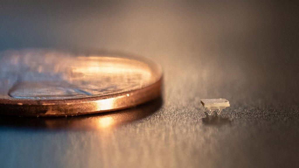 ربات های کوچک چاپ سه بعدی شده