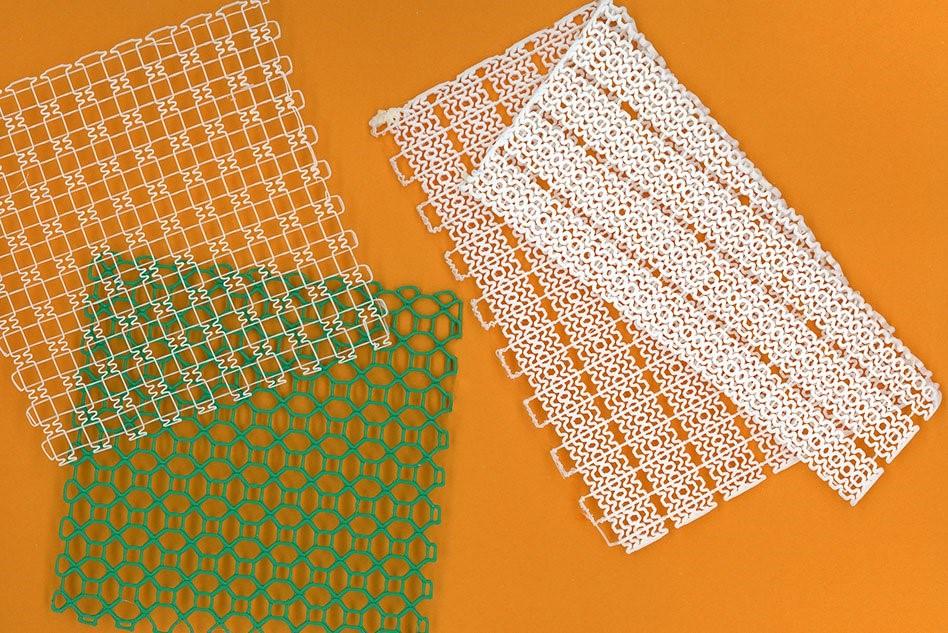 پرینت سه بعدی ساختار های مشبک انعطاف پذیر