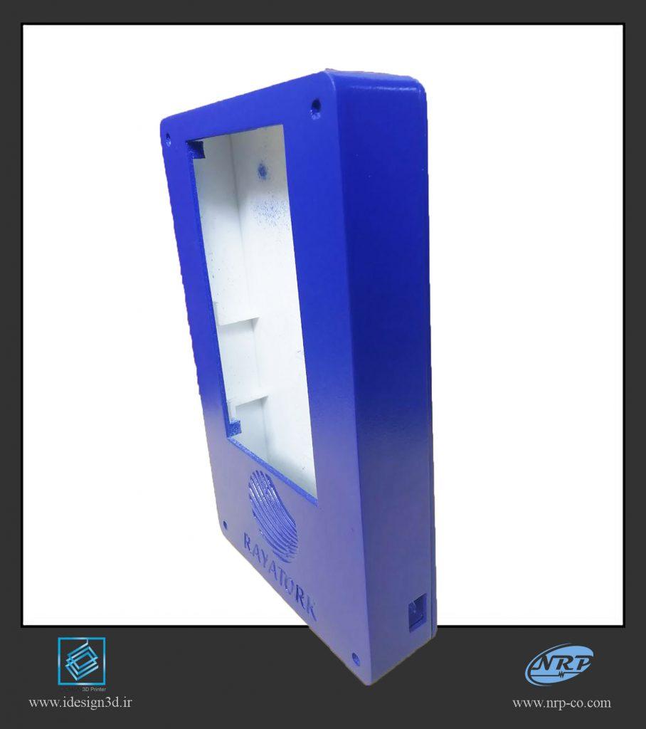 پرینت سه بعدی کاور کامپیوتر دستی در ایران