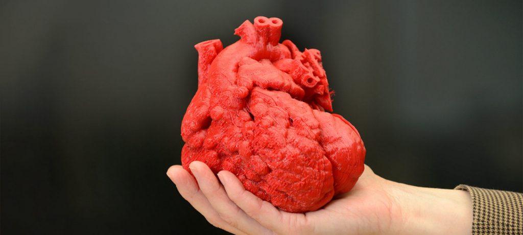استفاده از پرینترهای سه بعدی در پزشکی