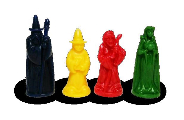 مسابقه طراحی سه بعدی مهره های یک بازی رومیزی