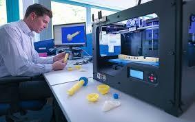چاپ سه بعدی و کاهش خطاها