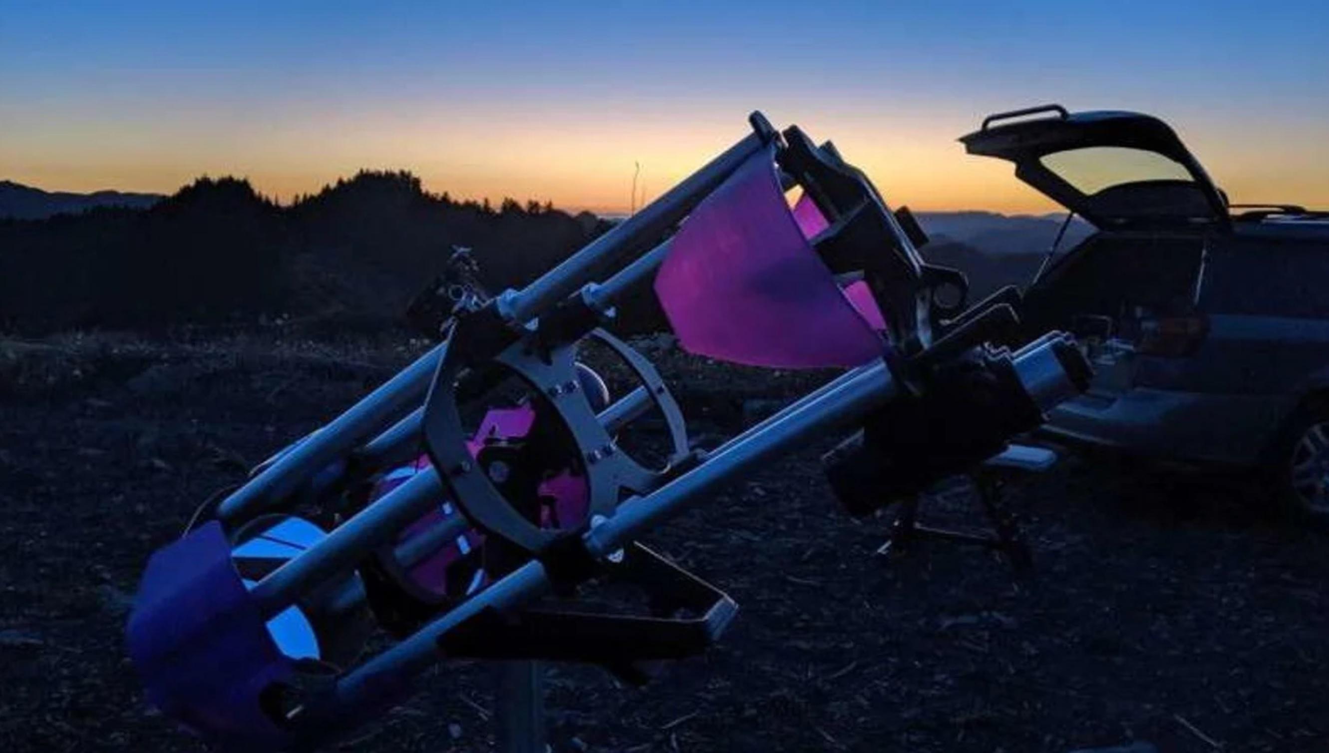 سفارش پرینت سه بعدی تلسکوپ