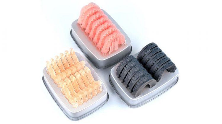 پرینت سه بعدی در دندانپزشکی و تولید انبوه