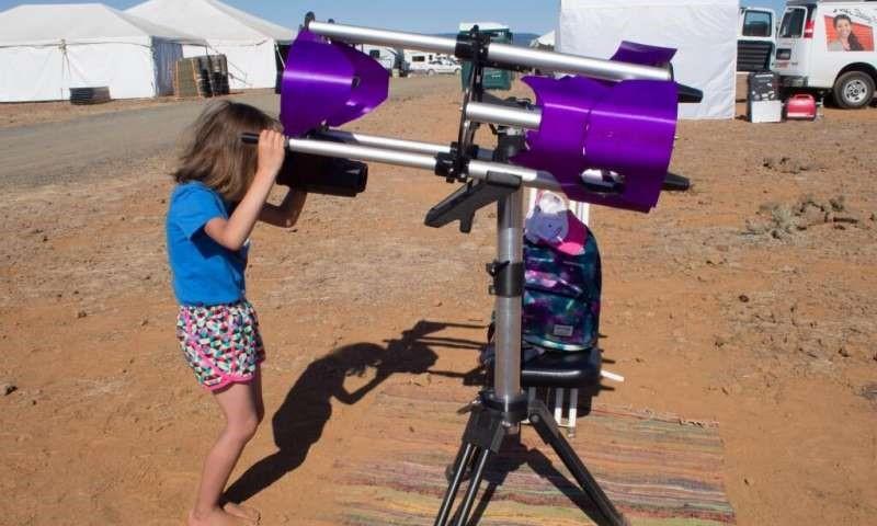 چاپ سه بعدی تلسکوپ سفارشی