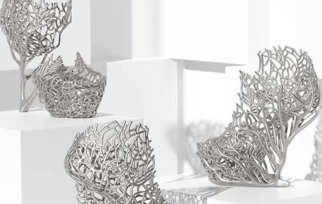 چاپ سه بعدی کفش های سه بعدی