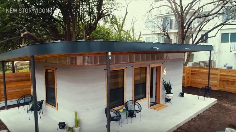 ساخت سریع و مقرون به صرفه خانه