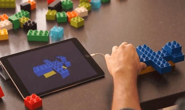چاپ سه بعدی اسباب بازی لگو
