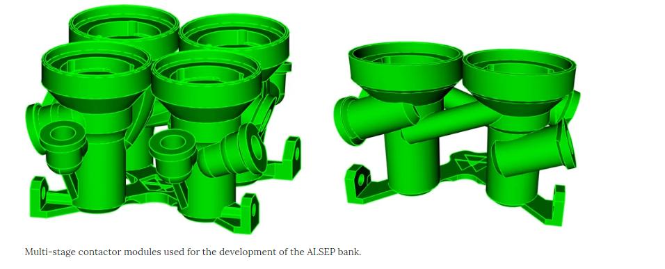 بازیافت مواد هسته ای با استفاده از تکنولوژی چاپ سه بعدی