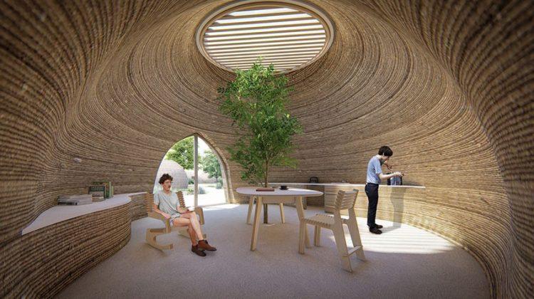 خانه چاپ سه بعدی شده ۲۰۲۰