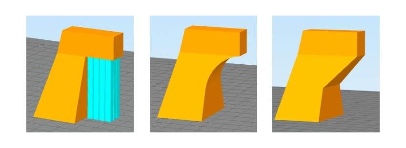 دستورالعمل طراحی برای پرینت سه بعدی فیلامنت