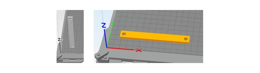 دستورالعمل های طراحی سه بعدی برای چاپ سه بعدی فیلامنت