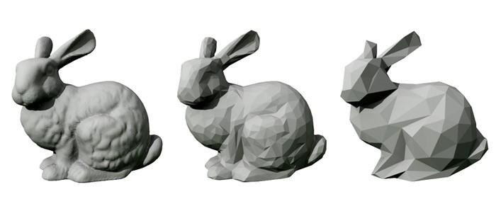 ادغام DNA خرگوش و پرینت سه بعدی