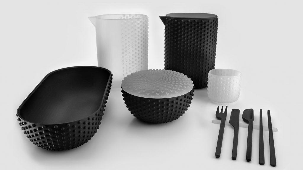 انواع روش های پرینت سه بعدی لوازم آشپزخانه بهداشتی