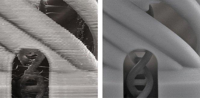 پرینت سه بعدی بهداشتی با فناوری FDM