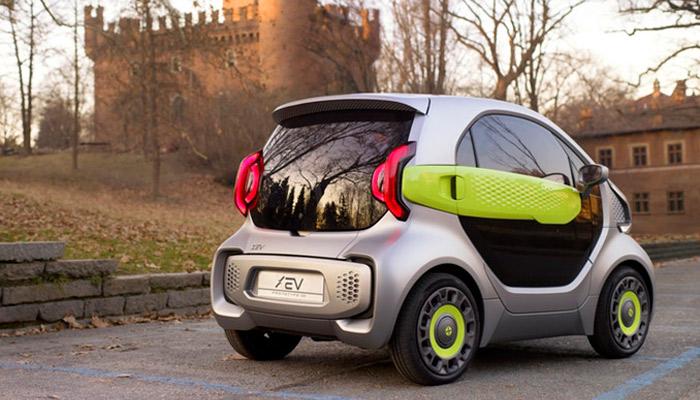 فرایند پرینت سه بعدی خودروی الکتریکی YoYo