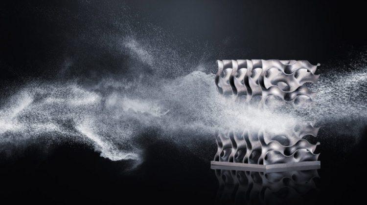 رشد روزافزون فناوری پرینت سه بعدی فلز