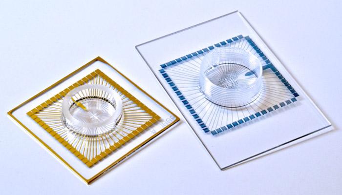 ساخت الکترودها با استفاده از فناوری پرینت سه بعدی