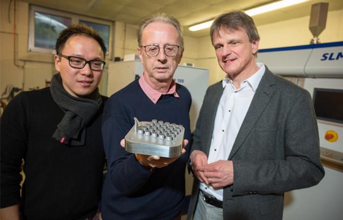 فرایند اصلاح پرینت سه بعدی فلز