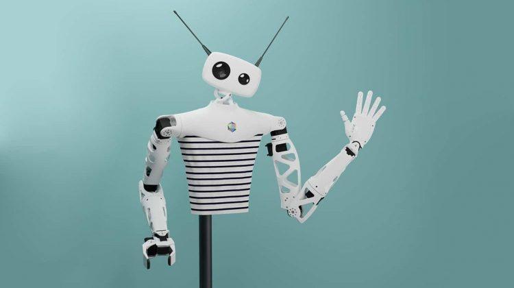 پرینت سه بعدی ربات