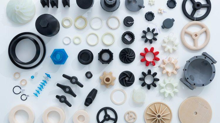 پرینت سه بعدی قطعات یدکی