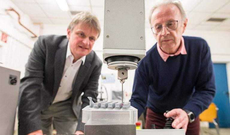 اصلاح فرایند پرینت سه بعدی فلزات
