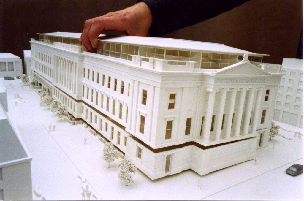 استفاده از تکنولوژی پرینت سه بعدی در صنعت معماری