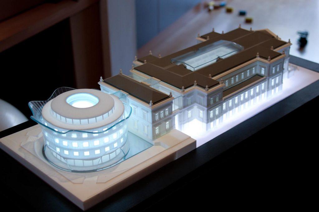 مزایای پرینت سه بعدی برای معماران