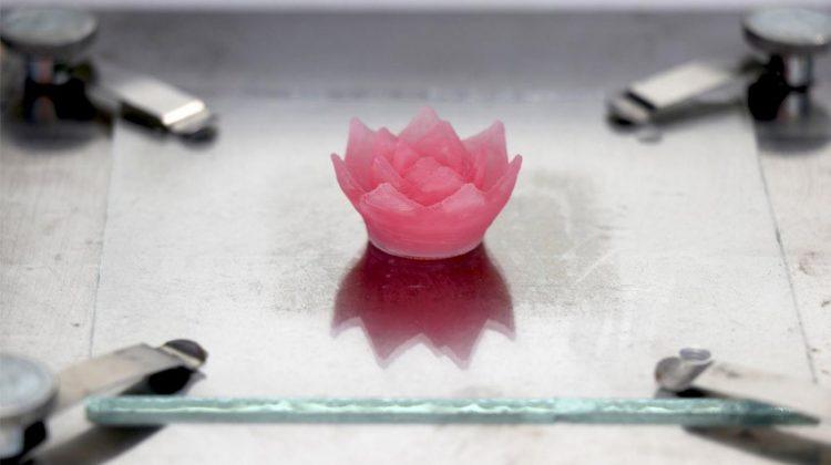ماده پرینت سه بعدی ایروژل سیلیکا