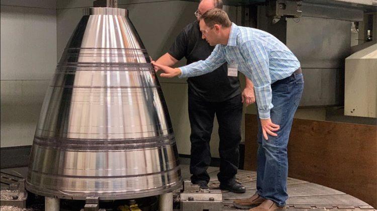 پرینت سه بعدی موتور موشک
