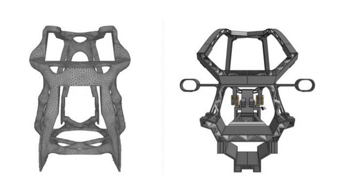 ساخت یک خودروی الکتریکی با استفاده از تکنولوژی پرینت سه بعدی