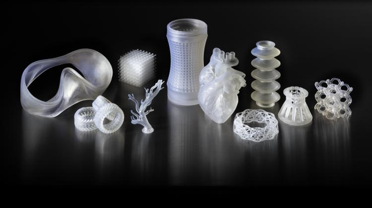 رزین های پرینت سه بعدی