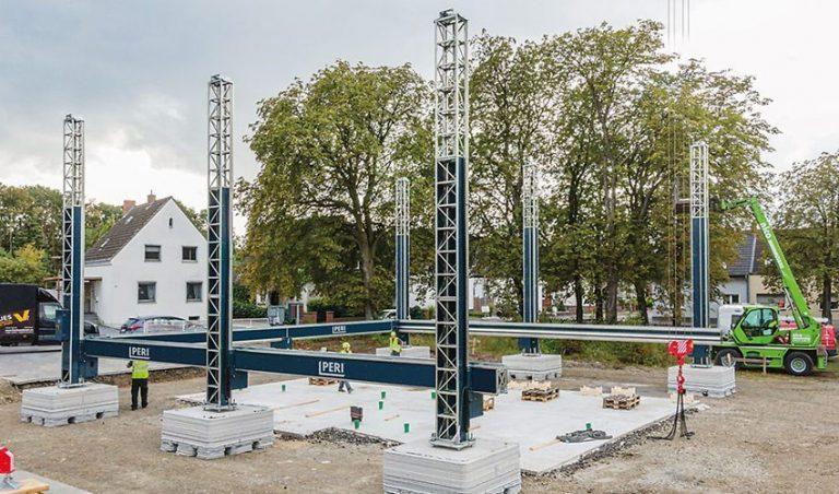 پرینت سه بعدی نخستین خانه مسکونی در آلمان
