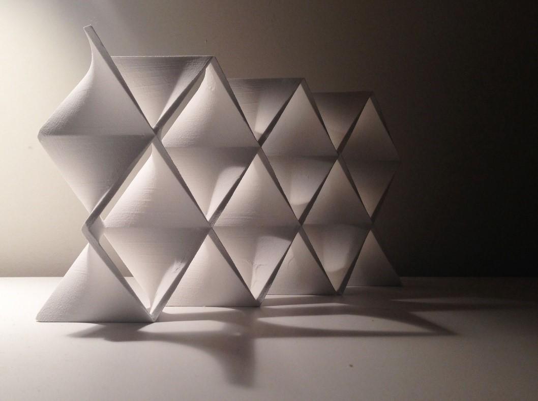 نمونه سازی اولیه با استفاده از تکولوژی پرینت سه بعدی