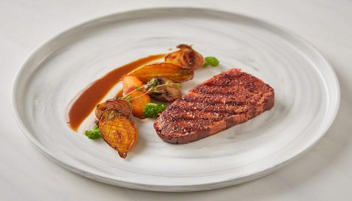 پرینت سه بعدی گوشت گاو گیاهی توسط یک شرکت اسرائیلی