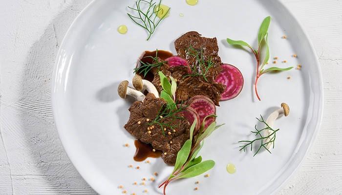 گوشت پرینت سه بعدی شده مبتنی بر سلول