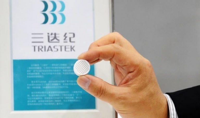 پرینت سه بعدی دارو در چین