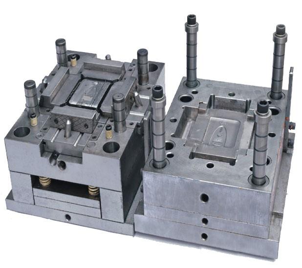 قالب های طراحی شده برای قطعه مورد نظر