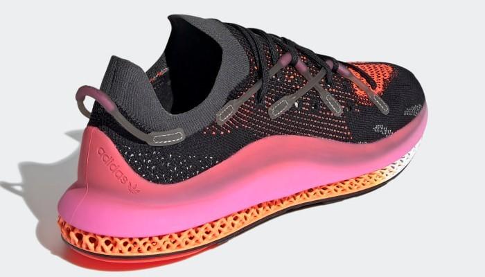 کفش پرینت سه بعدی شده ۴D Fusio