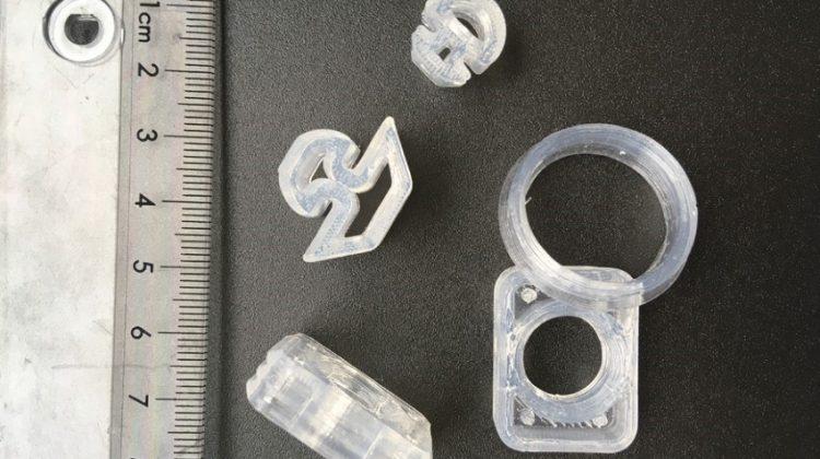 روش جدید پرینت سه بعدی مایعات