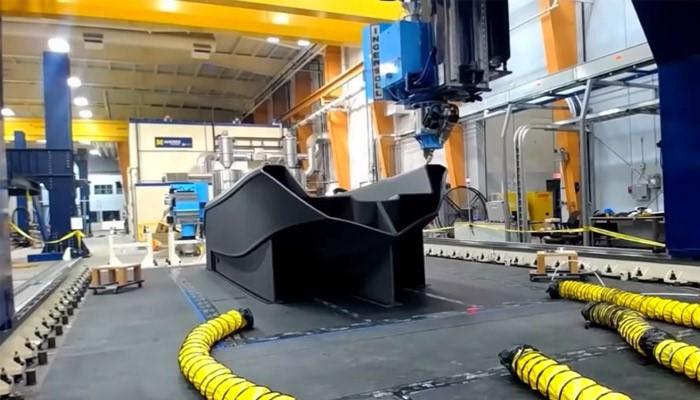 سایر پروژه های انجام شده با استفاده از تکنولوژی پرینت سه بعدی توسط دانشگاه مین