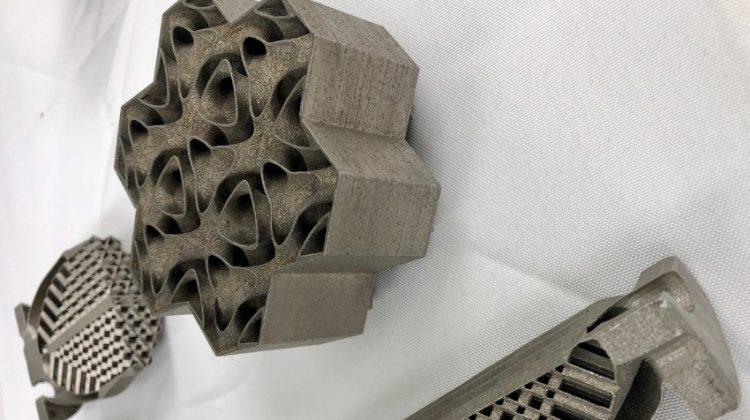 پرینت سه بعدی دستگاهی جهت تصفیه آب