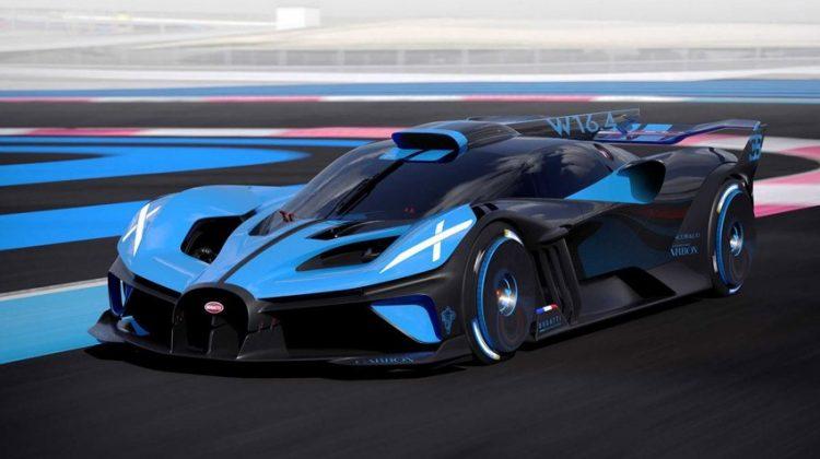 پرینت سه بعدی یک خودروی سبک و سریع