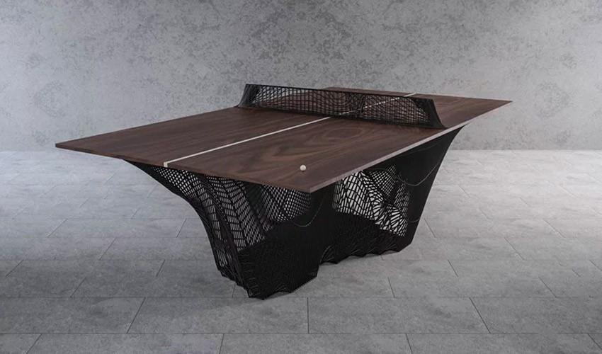 پرینت سه بعدی میز پینگ پنگ